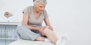 dor de artrose no joelho