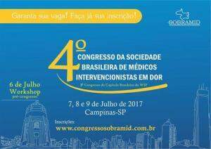 flyer IV Congresso Sobramid