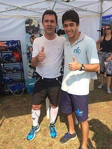 Dr Charles Oliveira Corrida EPTV 2015