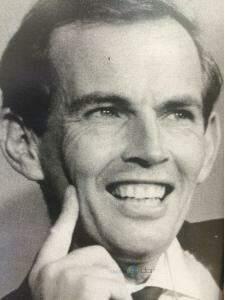 retrato Dr. Christiaan Barnard