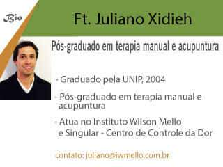 mini-bio fisioterapeuta Juliano Xidieh